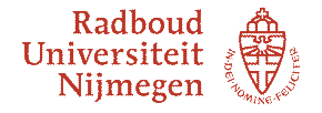 Radboud Universiteit Nijmegen - logo
